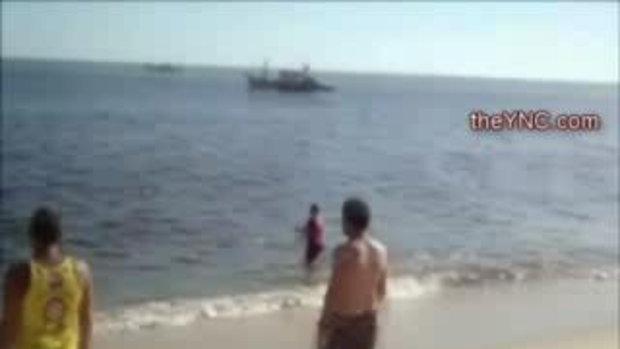 ศพผู้หญิงจมน้ำในแม็กซิโก