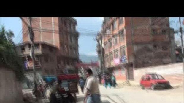 เจโอ๋เวสป้าผจญภัย ตอนที่ 299 หลงเมือง กาฐมาณฑุ เนปาล