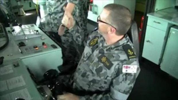 อยากให้ทหารไทยเฮฮา แบบนี้บ้าง