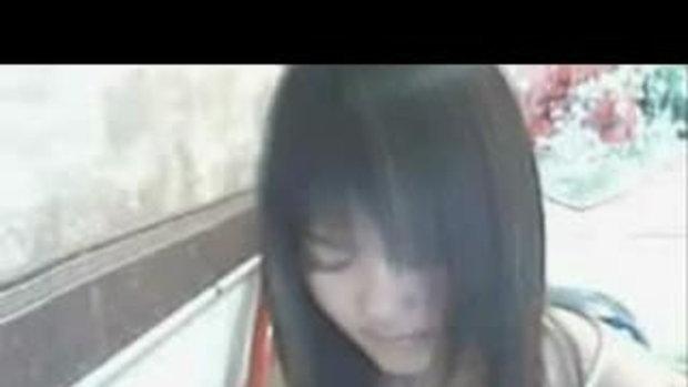 สาวเกาหลีใจกล้าโชว์ลีลาเซ็กซี่ สยิวกิ้ว หน้าเว็บแคม 20+