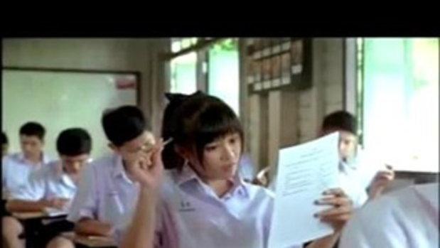 ใครเคย! นักเรียนสาวโกงข้อสอบ น่ารักจังๆ