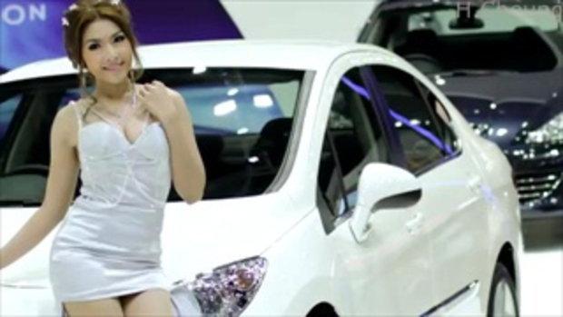 มอเตอร์โชว์ 2012 -  Peugot models on press day