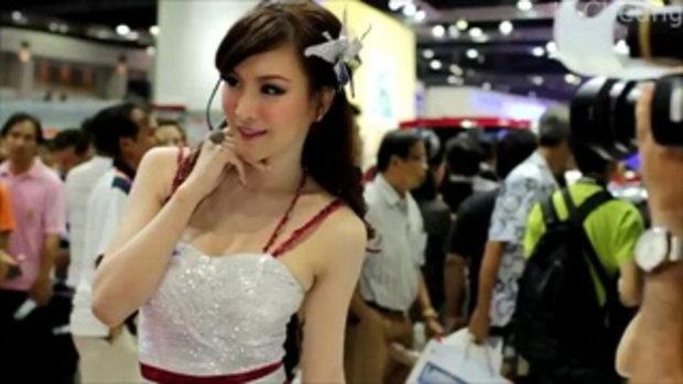 มอเตอร์โชว์ 2012 - สาวซูซูกิ 3