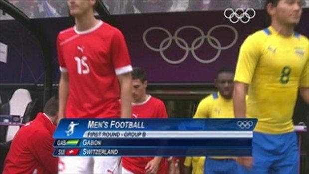 Football Men's Group B - Gabon v Switzerland - London 2012