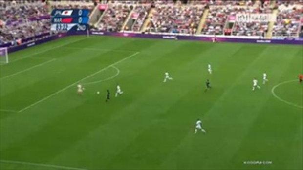 ไฮไลท์ฟุตบอล โอลิมปิก 2012 ญี่ปุ่น 1-0 โมร็อกโก