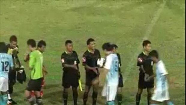 ไฮไลท์ฟุตบอล กัลฟ์ สระบุรี เอฟซี 1-3 ปตท