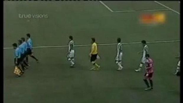 ไฮไลท์ฟุตบอล บางกอกกล๊าส เอฟซี 5-3 ชัยนาท เอฟซี