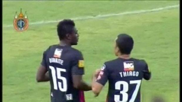 ไฮไลท์ฟุตบอล พัทยา ยูไนเต็ด 0-2 ชลบุรี เอฟซี