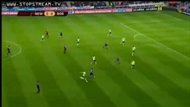 นิวคาสเซิ่ล 3-0 บอร์กโดซ์ (ยูโรป้า)