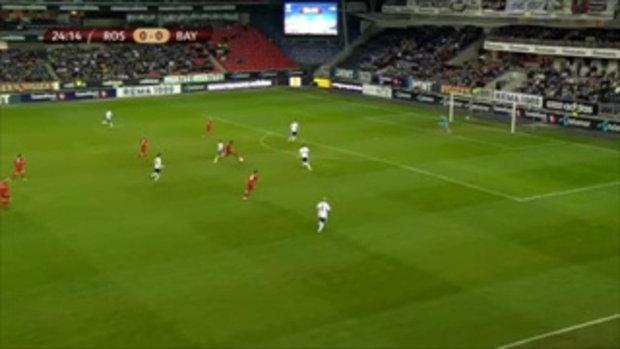 โรเซนบอร์ก 0-1 เลเวอร์คูเซ่น (ยูโรป้า)