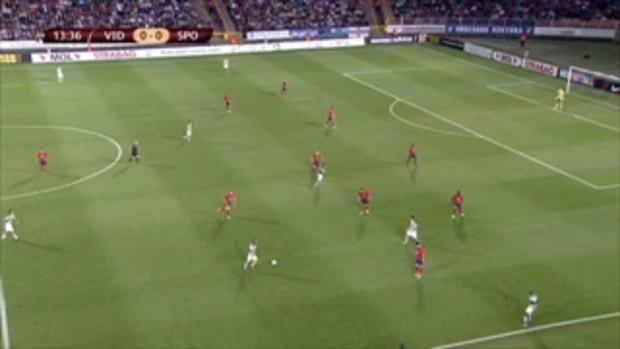วิเดโอตัน 3-0 สปอร์ติ้ง ลิสบอน (ยูโรป้า)