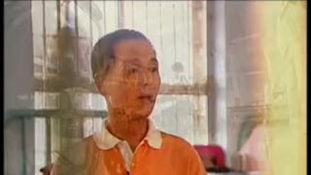 ตีสิบ 9 ตุลาคม 2555 - หมอวิสุทธิ์ นักโทษประหารคดีฆ่าหั่นศพภรรยาตัวเอง 3/3