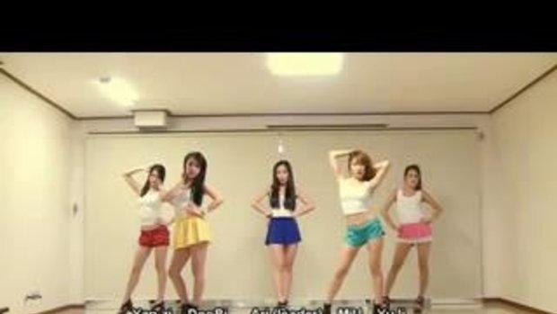 สาวๆเกาหลี กังนัม STYLE