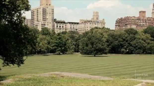 โปรเจค Empty America เปลี่ยนนิวยอร์คให้เป็น เมืองร้างไร้ผู้คน