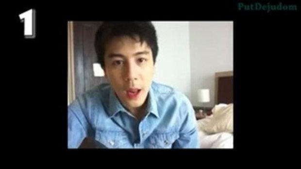 20 อันดับคลิปคนไทยใน Youtube ที่มีคนชมมากที่สุดในแห่งปี 2012
