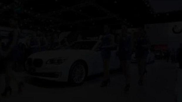 Motor expo 2012  BMW รอบสื่อ