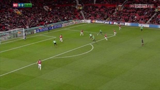 แมนยู 0-1 ซีเอฟอาร์ คลูจ์ (UCL)