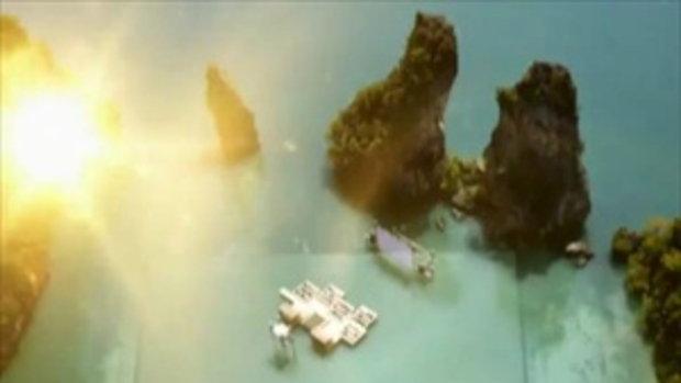 Mekhong Film on the rock