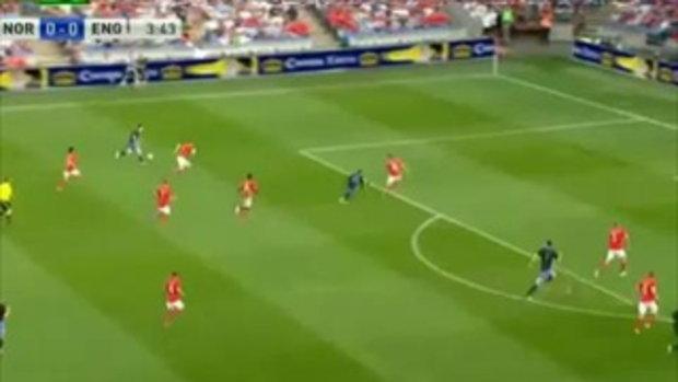 ไฮไลท์ฟุตบอลนัดกระชับมิตรนอร์เวย์ 0-1 อังกฤษ