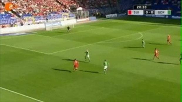 ไฮไลท์ฟุตบอลนัดกระชับมิตรสวิตเซอร์แลนด์ 5-3 เยอรมัน