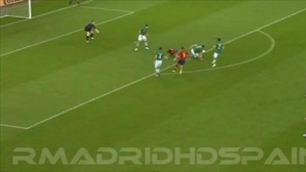 ไฮไลท์ สเปน 4-0 ไอร์แลนด์