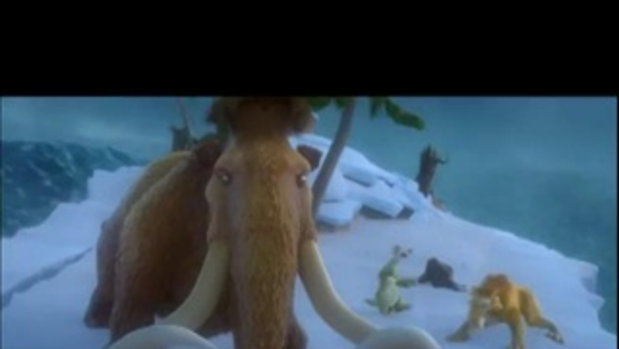 Ice Age 4 - The Storm Exclusive Clip