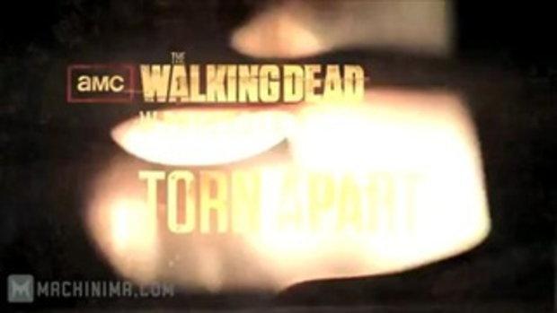 THE WALKING DEAD - Torn Apart - 1