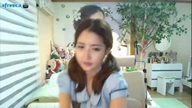 สาวเกาหลีเอวอย่างพริ้ว