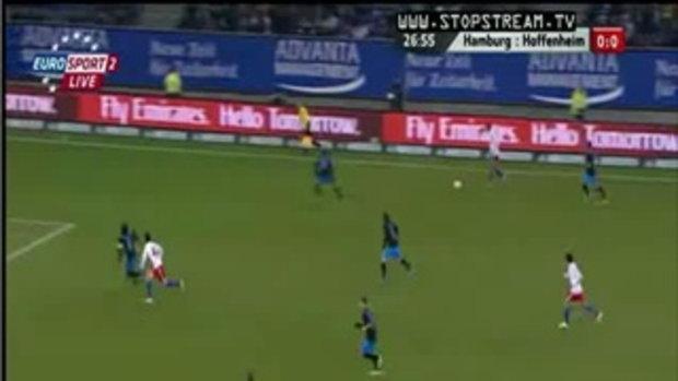 ฮัมบูร์ก 2-0 ฮอฟเฟ่นไฮม์