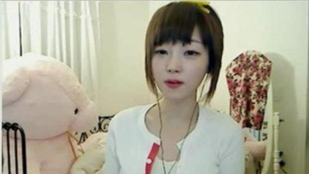 สาวเกาหลี สอนทำท่าน่ารัก
