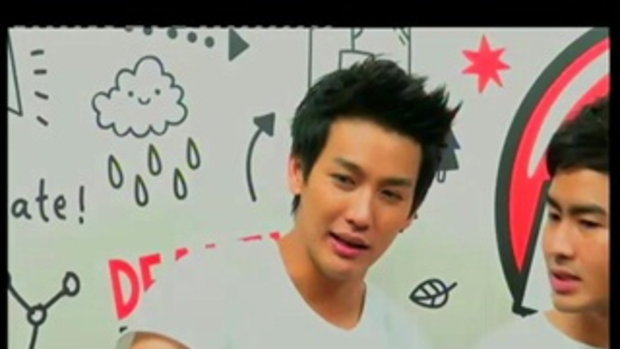Sanook Live chat - นักแสดงซีรี่ส์ Love Balloon 3/5