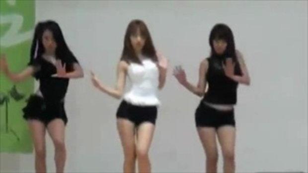 เด็กๆเกาหลี เจอสาว Waveya แดนซ์ที หื่นแตก