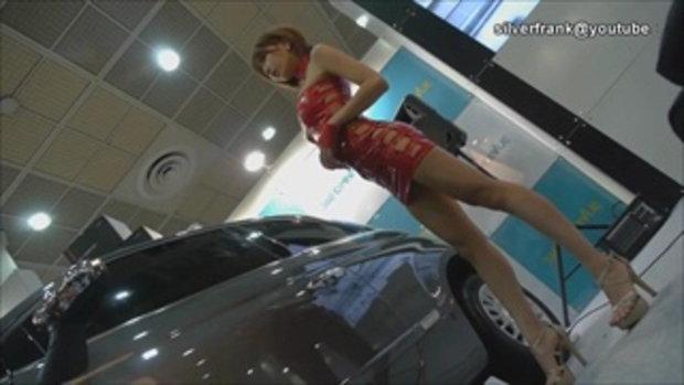ฮอ ยุนมี - Heo YunMi @ 2013 Seoul Auto Salon