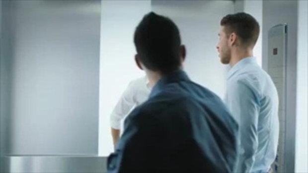 โฆษณาผลิตภัณฑ์บำรุงผิวตัวใหม่ อิสโก้,เซร์คิโอ รามอส,อัลบาโร่ อาร์เบลัวและมาร์เซโล่นำแสดงค่ะ