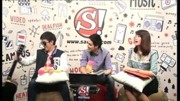 ถัง AF10 ร้องเพลงเจ้าชายนินทรา เวอร์ชั่น Sanook Livechat