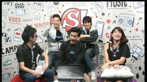 Sanook live chat - นักแสดงซีรี่ย์  Forward  2/5
