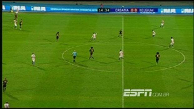 ไฮไลต์ฟุตบอล โครเอเชีย 1-2 เบลเยี่ยม
