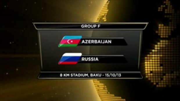 Azerbaijan (1-1) Russia - All Goals & Highlight