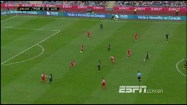 ไฮไลต์ฟุตบอล โปรตุเกส 3-0 ลักเซมเบิร์ก