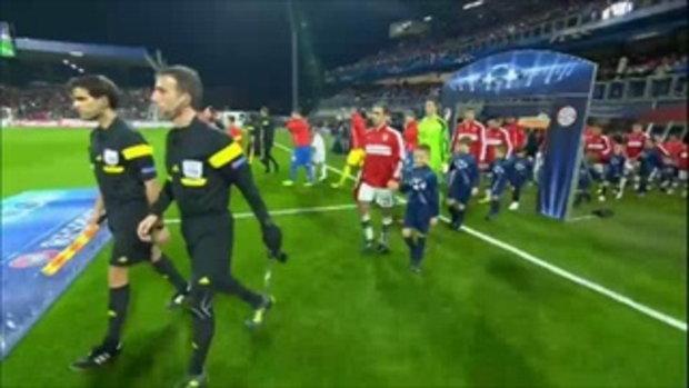 ไฮไลต์ฟุตบอล วิคตอเรีย พัลเซ่น 0-1 บาเยิร์น มิวนิค (UCL)
