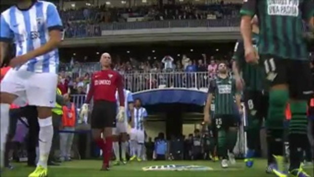 ไฮไลท์ฟุตบอล มาลาก้า 3-2 เรอัล เบติส