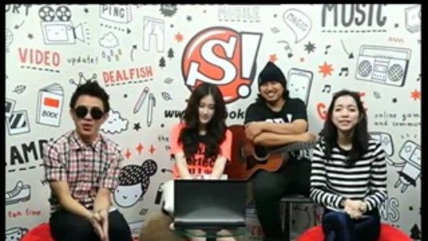 Sanook live chat - พริม เพชรรัตน์ 1/5