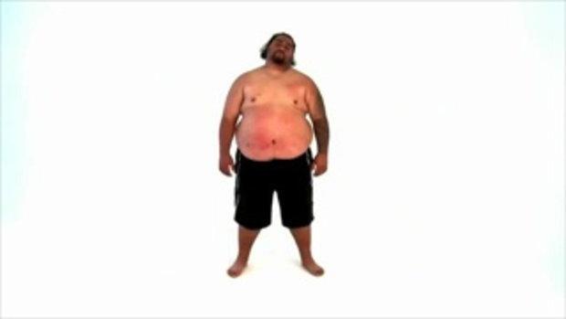 ดนตรี จากการตีคนอ้วน