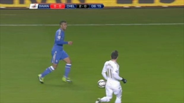 สวอนซี ซิตี้ 0-0 เชลซี (แคปิตอลวัน)