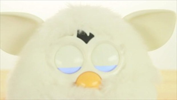 Good Furby vs Bad Furby