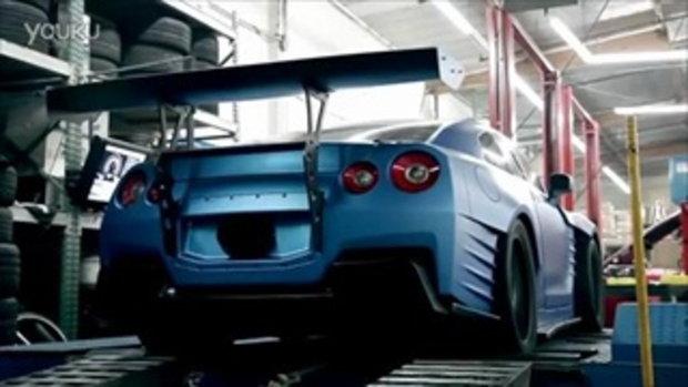 แรงสุดขั้ว ยลโฉมก่อนใคร Nissan GT-R