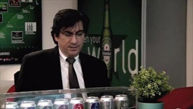 สัมภาษณ์งานแบบ Heineken หลุดโลกสุดๆไปเลย