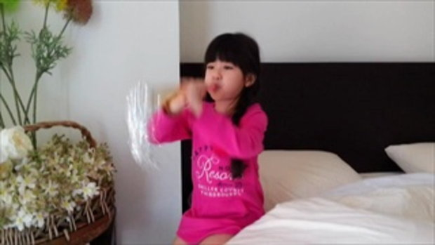 อันดา Happy new year 2013