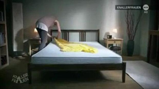 การปูเตียงที่ถูกวิธี