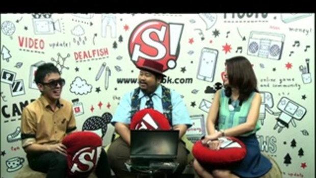 Sanook Live chat  ป๊อบ ปองกูล 6/6